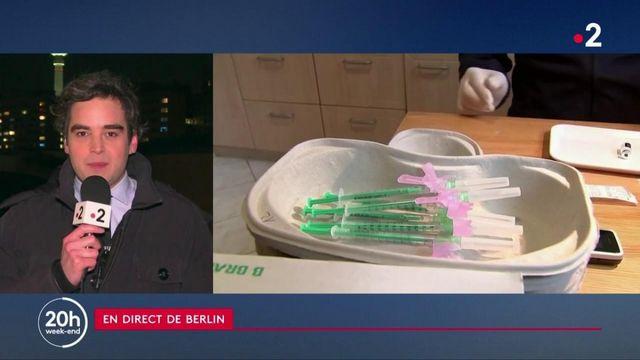 Vaccin contre le Covid-19 : l'Allemagne menace le Royaume-Uni de poursuites
