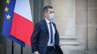 Gérald Darmanin, le ministre de l'Intérieur, le 9 décembre 2020 à Paris. (MAXPPP)