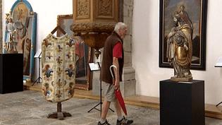 Art religieux baroque à Arbois et Poligny  (France 3)