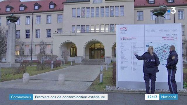 Coronavirus : un homme contaminé en Allemagne