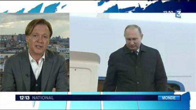 Frappes américaines en Syrie : les représailles de la Russie