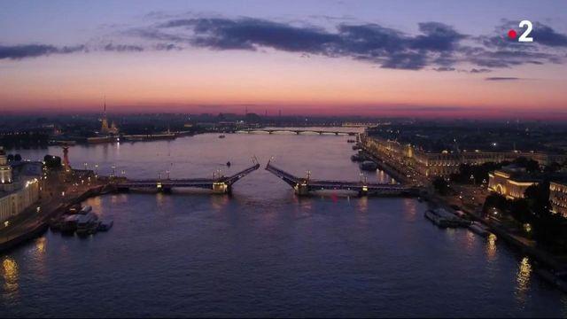 Tourisme : les nuits blanches de Saint-Pétersbourg