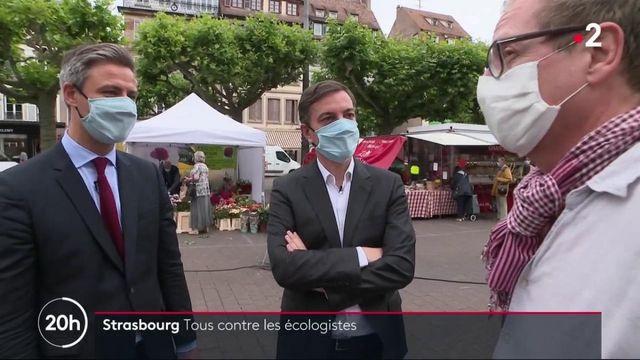 Municipales : à Strasbourg, une alliance LREM-LR pourrait torpiller les écologistes