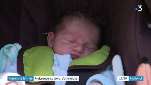 Drôme : après la fermeture de la maternité la plus proche, un bébé naît au bord d'une route