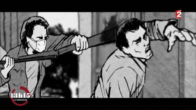 """VIDEO. """"13h15"""". Le récit de la tuerie d'Auriol qui a fait six morts en 1981, dont le chef du SAC de Marseille"""