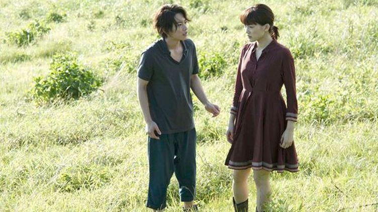 """Takeru Sato et Haruka Ayase dans """"Real"""" de Kiyoshi Kurosawa  (Version Originale / Condor)"""