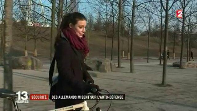 Sécurité : des Allemands misent sur l'auto-défense