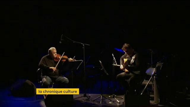 Musique: du Stabat Mater à Marcel Proust, en passant par le violon jazz… les sorties CD de la semaine