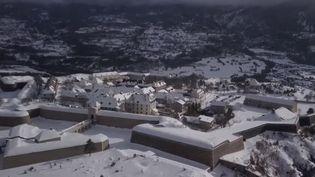 Le fort de Mont-Dauphin (Hautes-Alpes). (FRANCE 2)