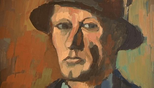 Une indiscutable filiation avec Cézanne...  (France 3)