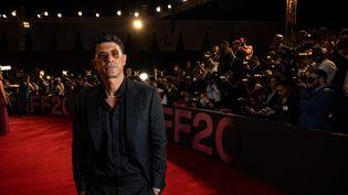 Saïd Taghmaoui le 23 octobre 2020 lors d'un festival de cinéma en Egypte. (AMMAR ABD RABBO / EL GOUNA FILM FESTIVAL)