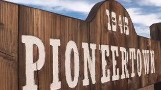 Pioneertown, la vie comme au Far West (FRANCE 2)