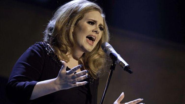 Adele  (Brian J.Ritchie/SIPA)
