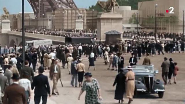 """Extrait du documentaire """"La France de l'entre-deux guerres"""""""