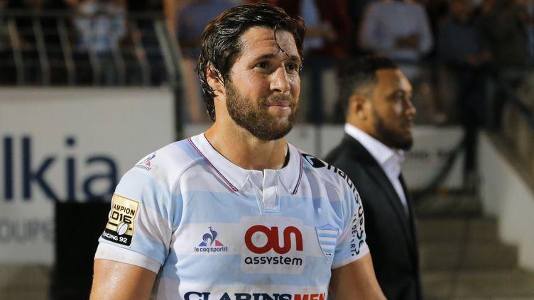 Maxime Machenaud (STEPHANE ALLAMAN / STEPHANE ALLAMAN)