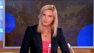 Agnès Evren (LR) (FRANCEINFO)