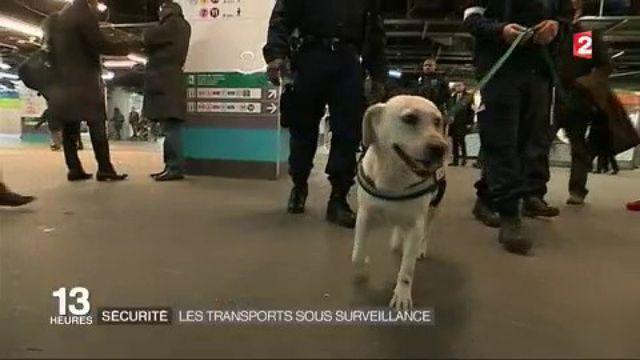 Les transports en commun sous surveillance