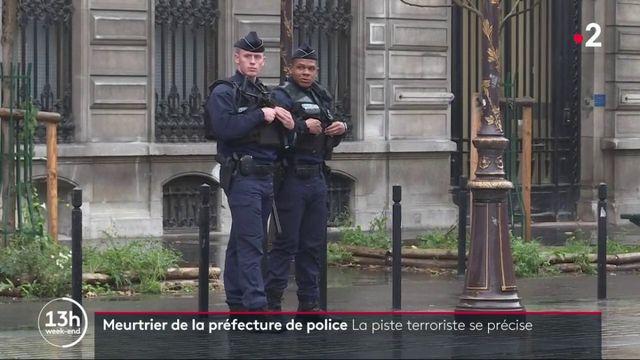 Tuerie à la préfecture de police : la piste terroriste se précise