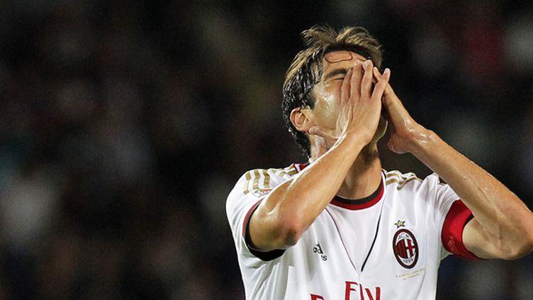 Kaka (Milan AC). (MARCO BERTORELLO / AFP)