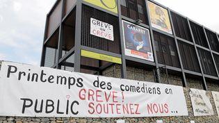 A Montpellier, le 6 juin 2014.  (PHOTOPQR/LE MIDI LIBRE)