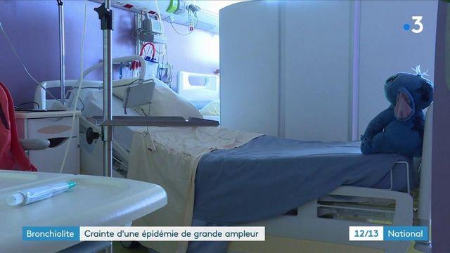 Bronchiolite : Les médecins tirent la sonnette d'alarme sur la prochaine épidémie