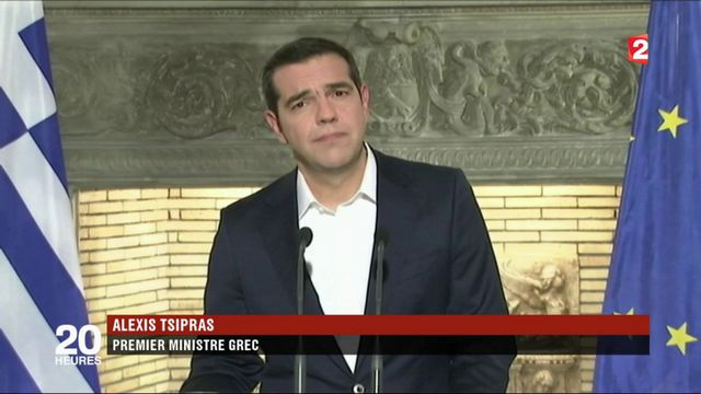 Grèce : 1,4 milliard d'euros de mesures sociales promis
