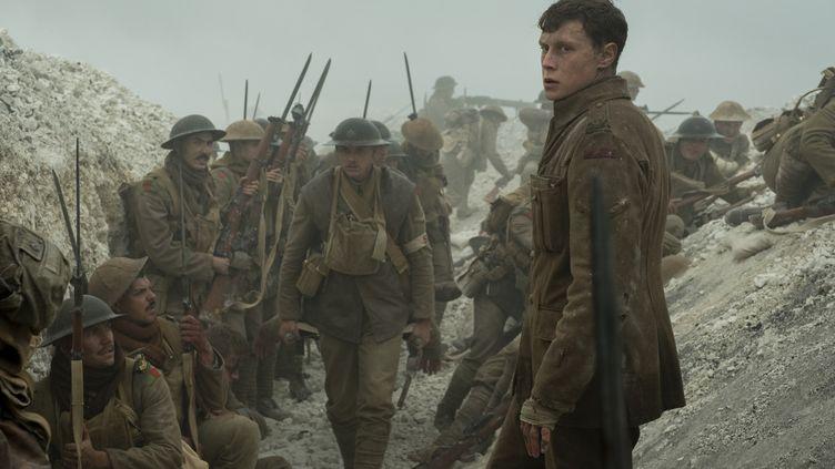 """""""1917"""", de Sam Mendes (2020) (François Duhamel / UNIVERSAL PI)"""