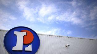 Le groupe E. Leclerc compte près de 570 supermarchés et hypermarchés en France. (JEAN-SEBASTIEN EVRARD / AFP)