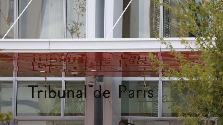 La cour d'assises spéciale de Paris, en 2017, à Paris. (LUDOVIC MARIN / AFP)