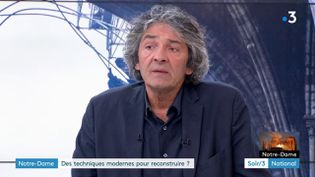 L'architecte Rudy Ricciotti (France 3)