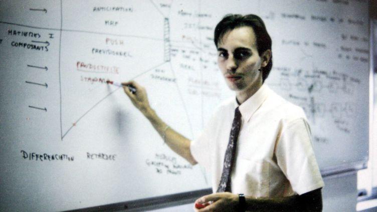 Stéphane Dieterich, étudiant de 24 ans, a été assassiné le 4 juillet 1994. (MAXPPP)