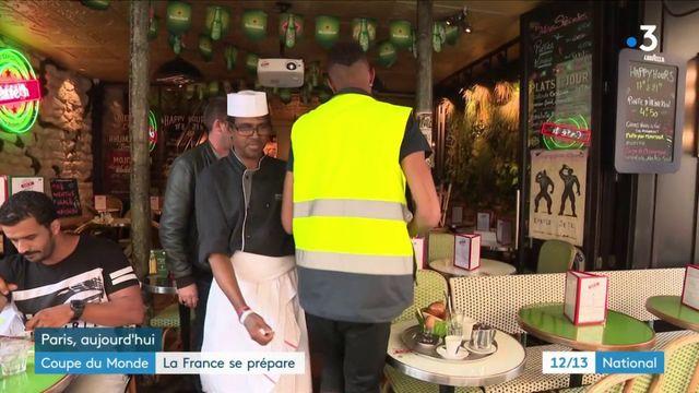 Coupe du monde : la France se prépare