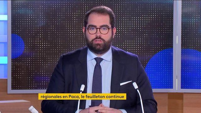 Régionales : le Rassemblement Nationale en tête des intentions de vote en région Paca