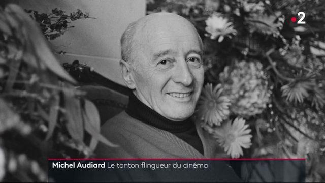 Dans le rétro : Michel Audiard, un monument du cinéma français