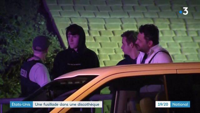 États-Unis : une fusillade éclate dans une discothèque