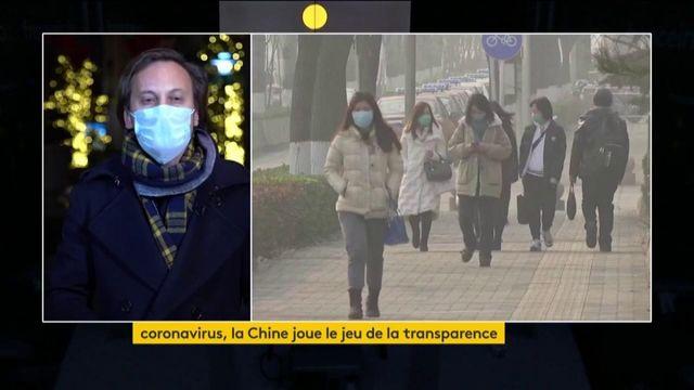 Coronavirus : la Chine joue le jeu de la transparence