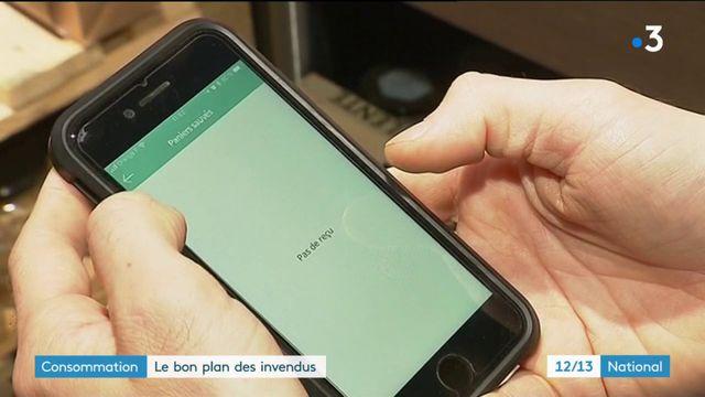 Consommation : Le bon plan des invendus avec une application mobile