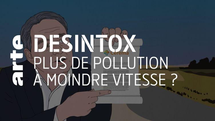 Non, rouler à 30 km/h en voiture ne pollue pas plus en ville (ARTE/2P2L)