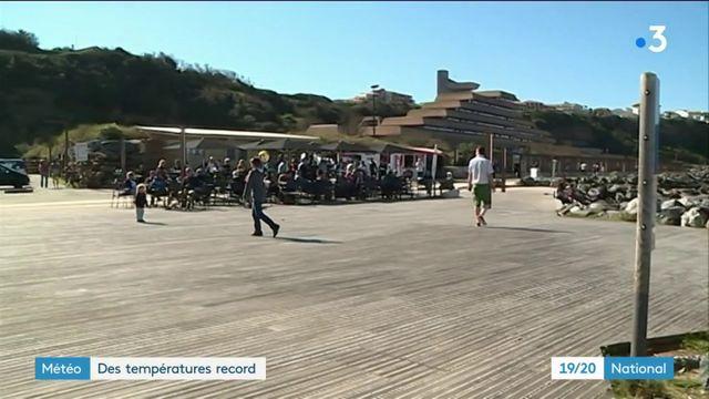 Météo : des températures record sur toute la France
