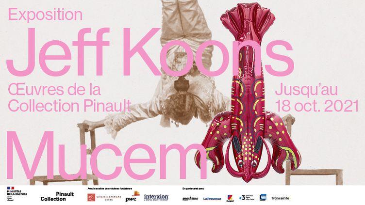 Exposition Jeff Koons - 2021 (MUCEM)