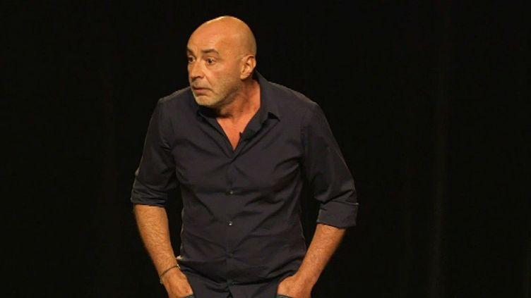 """Patrick Bosso dans """"Sans accent""""  (France 3 / Culturebox)"""