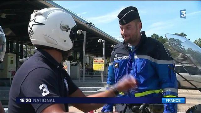 Canicule : les automobilistes appelés à prendre des précautions