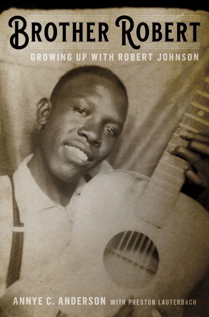 Le recueil d'entretiens avec la demi-soeur de Robert Johnson (Hachette Books)