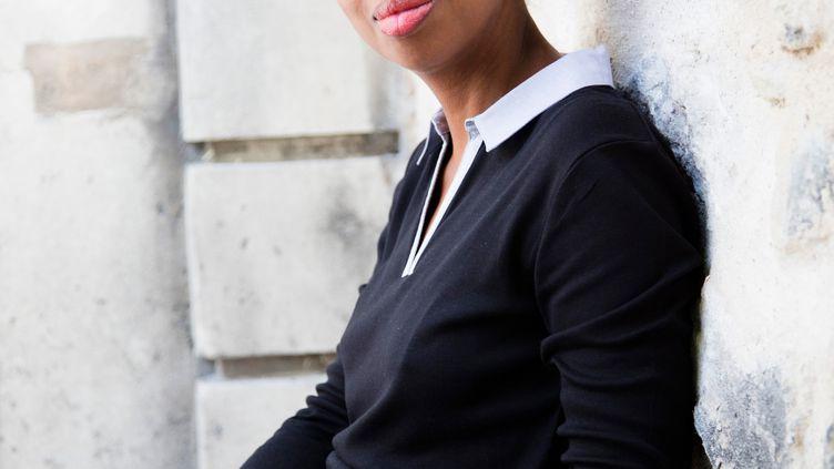 La romancière Marie NDiaye, 2020 (F. Mantovani / Gallimard)