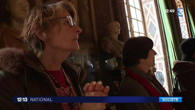Visiter Versailles à l'aveugle