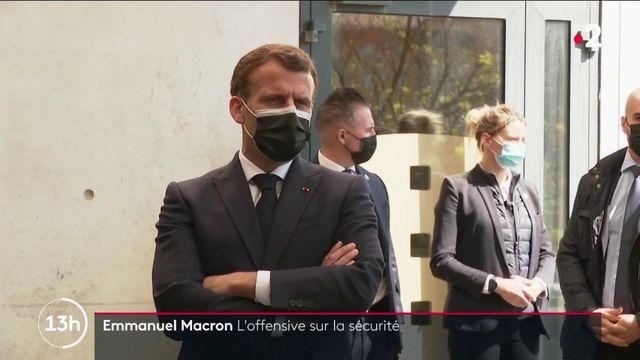 Montpellier : Emmanuel Macron en visite pour défendre sa politique en matière de sécurité
