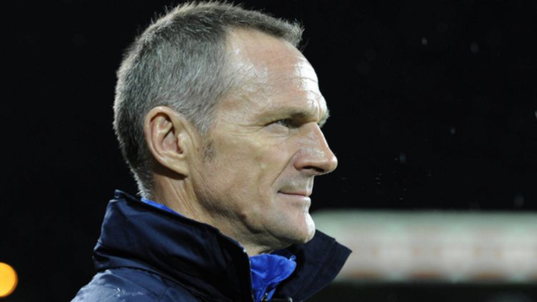 Albert Cartier, l'ancien coach du FC Metz (B?ATRICE LE GRAND / TEAMSHOOT)