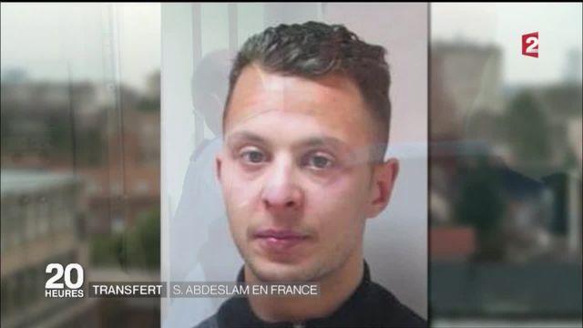 Attentats de Paris : la justice belge autorise le transfèrement de Salah Abdeslam