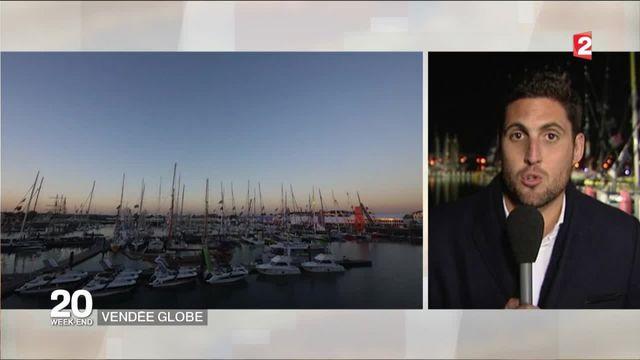 Vendée Globe : dernière nuit à terre pour les 29 skippers à prendre le départ