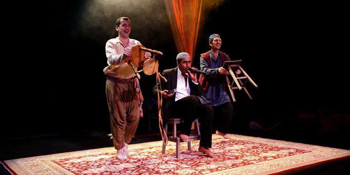"""""""Les Cavaliers"""" de Joseph Kessel au théâtre Actuel  (Sabine Trensz)"""